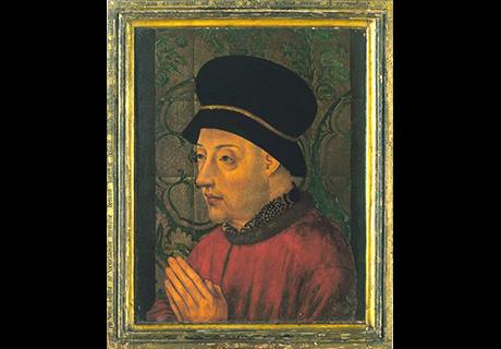 Provável início da campanha de obras promovida por D. João I no Paço Real, orientada pelo mestre João Garcia de Toledo, vedor das obras.
