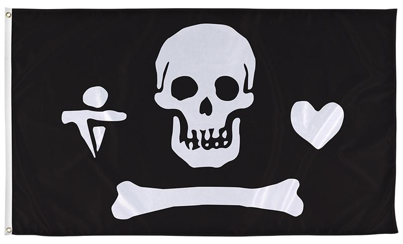 """Stede Bonnet, """"The Gentleman Pirate"""""""