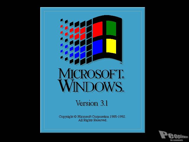Windows 3.1x