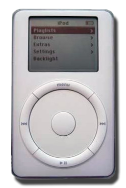 2001–2007: iPods, iTunes Store, Intel transition