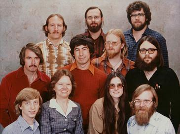 1975–1985: The founding of Microsoft