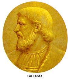 Gil Eanes dobra o Cabo Bojador