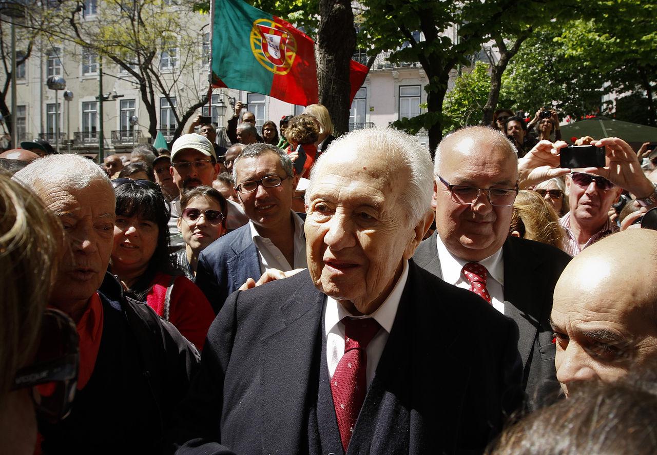 Mário Soares, o primeiro presidente civil da democracia