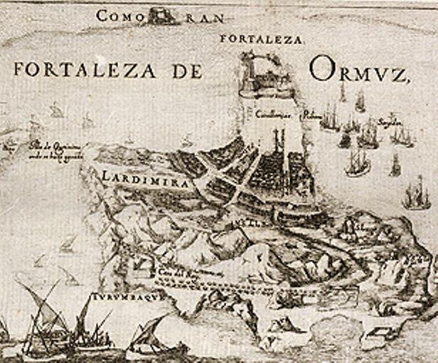 Conquista de Ormuz