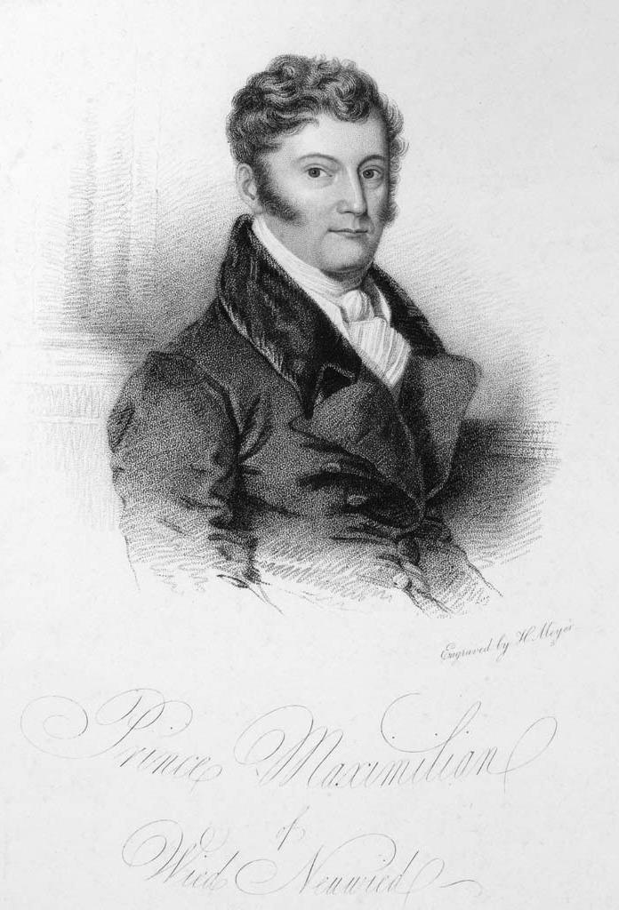 Príncipe Maximiliano de Wied-Neuwied