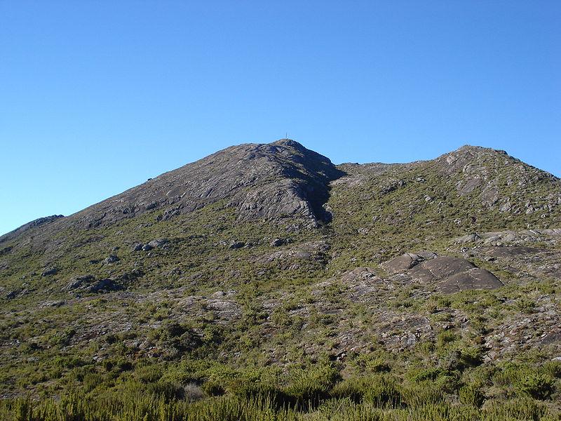 Pico da Bandeira não é o mais alto do Brasil