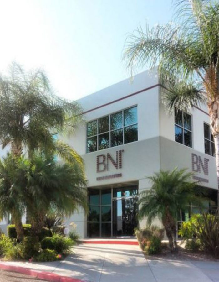 Headquarters Moves to Upland, California