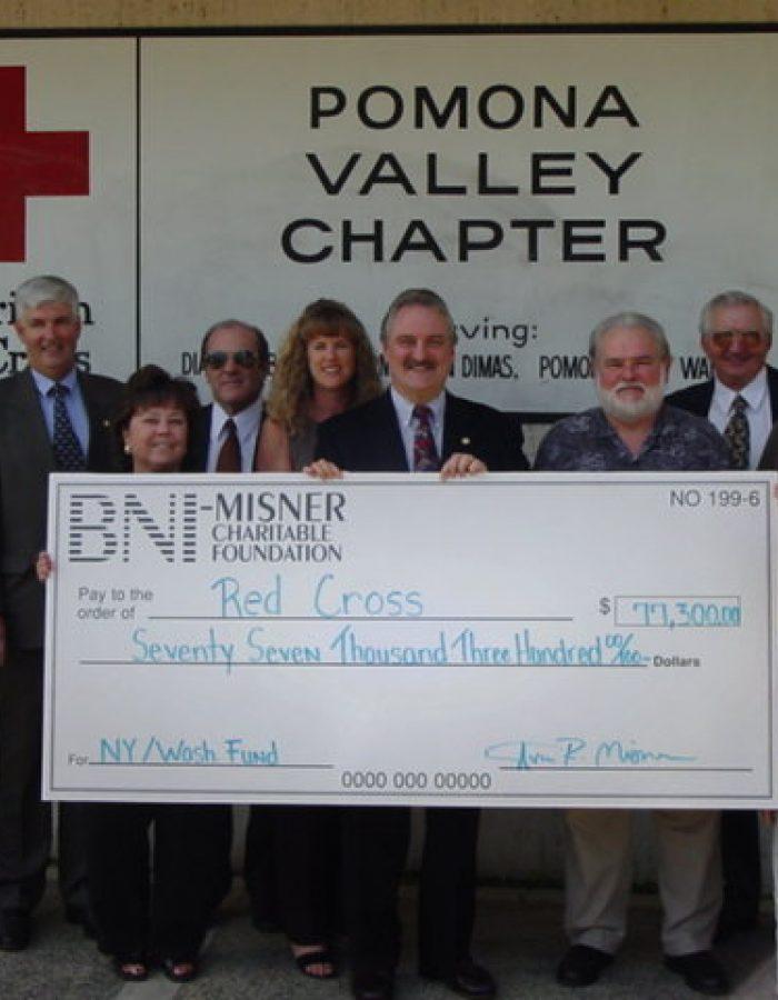 The BNI-Misner Charitable Foundation is Established