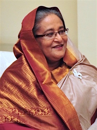 Bangladesh: a new constitution is adopted granting women right to vote