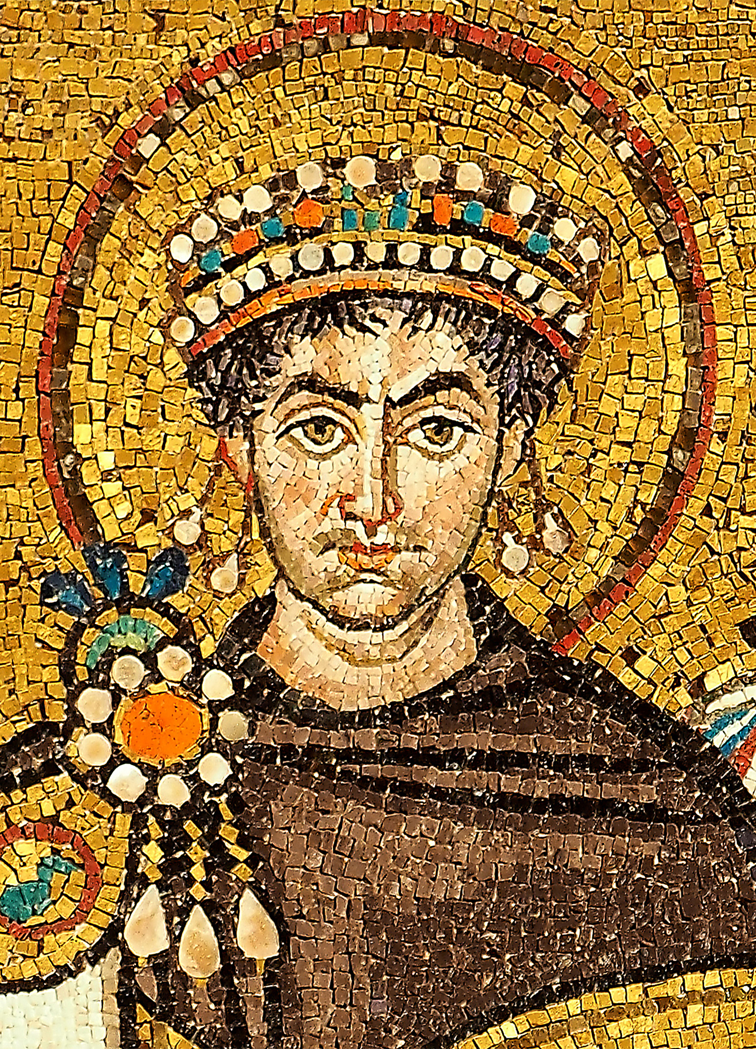 Construction of the new Hagia Sophia