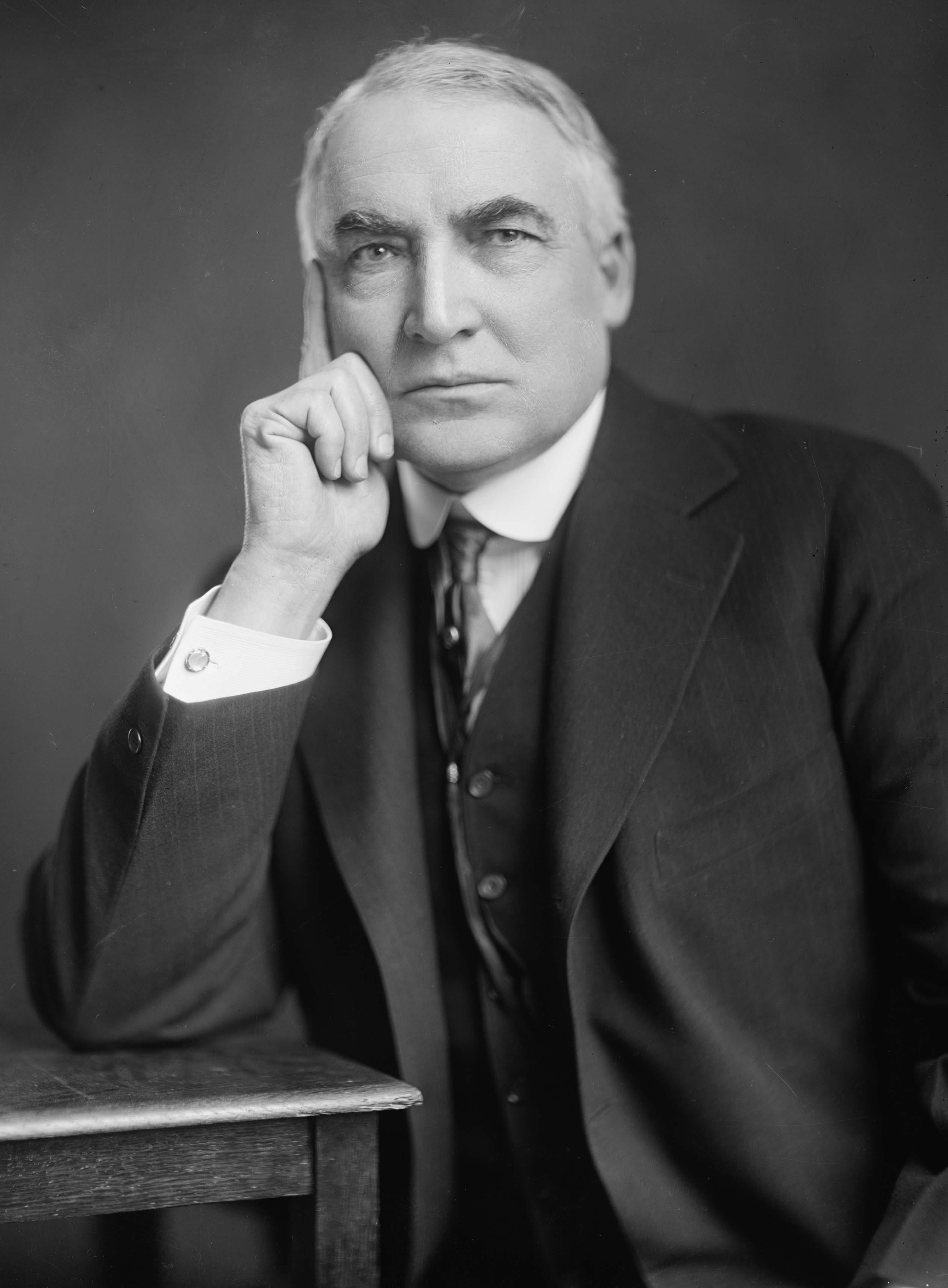 Harding administration