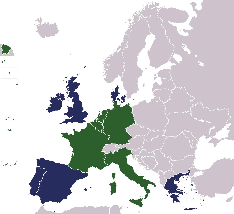 Creation of the European Economic Community (EEC)