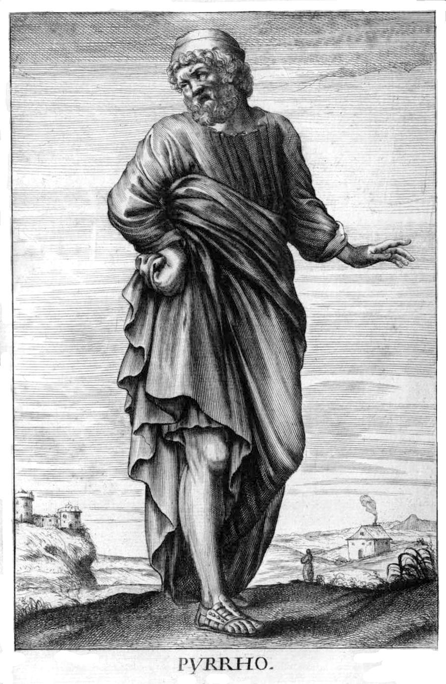 Pyrrho of Elis