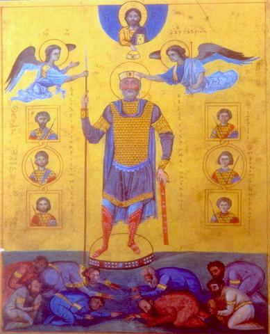 Rebuilding under rule of Basil II