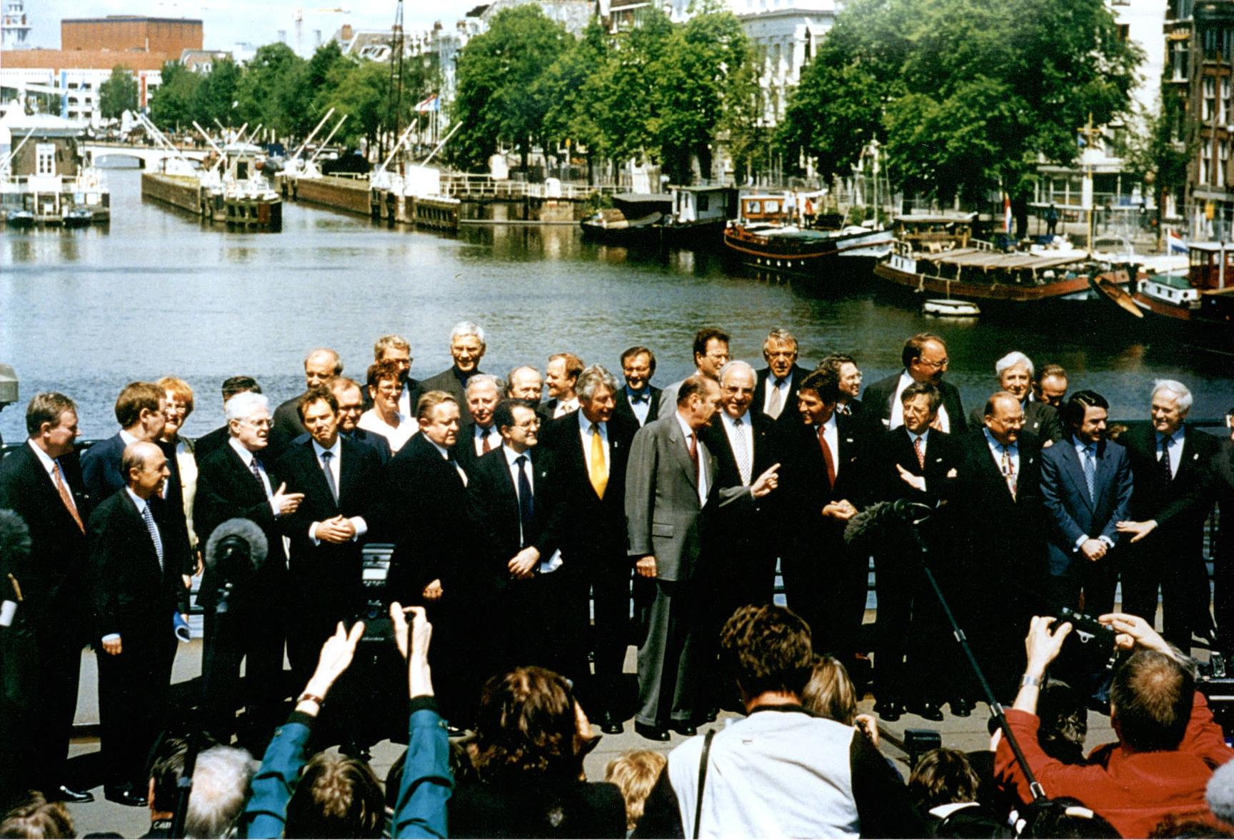 Treaty of Amsterdam
