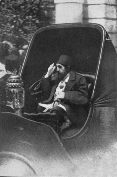 Sultan Abdul Hamid II is deposed