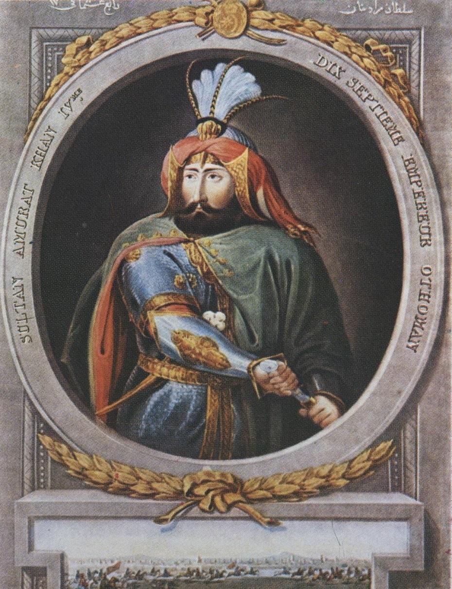 Reign of Murad IV