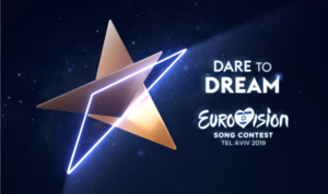 """The Eurovision Song Contest 2019 takes place in Tel Aviv, Israel, and is won by Dutch entrant Duncan Laurence with the song """"Arcade""""."""