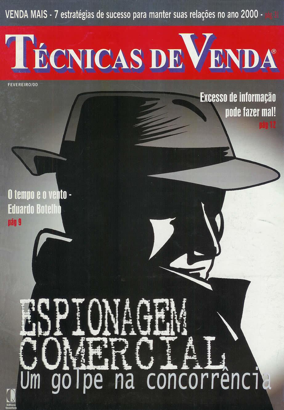 [Fev/00] Espionagem Comercial - Um golpe na concorrência