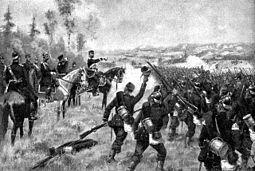 Oorlog Pruisen en Oostenrijk