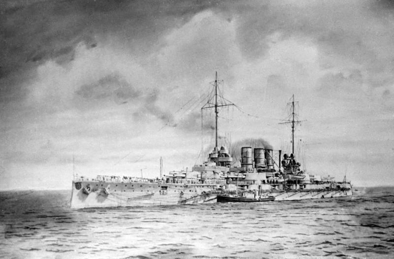 Duitse Vlootwet (Hochseeflotte)