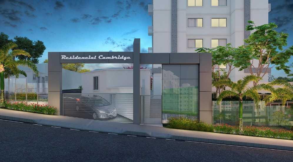 Residencial Cambridge - 1% concluído em novembro/2018