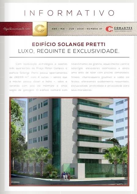Ed Solange Pretti. Luxo, requinte e exlcusividade