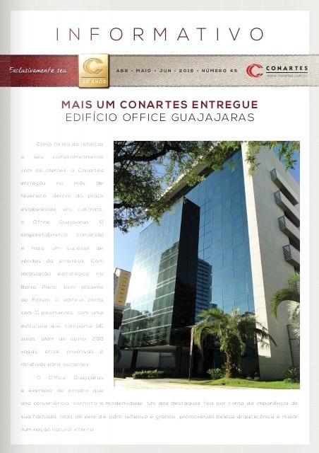 Mais um Conartes Entregue. Ed Office Guajajaras