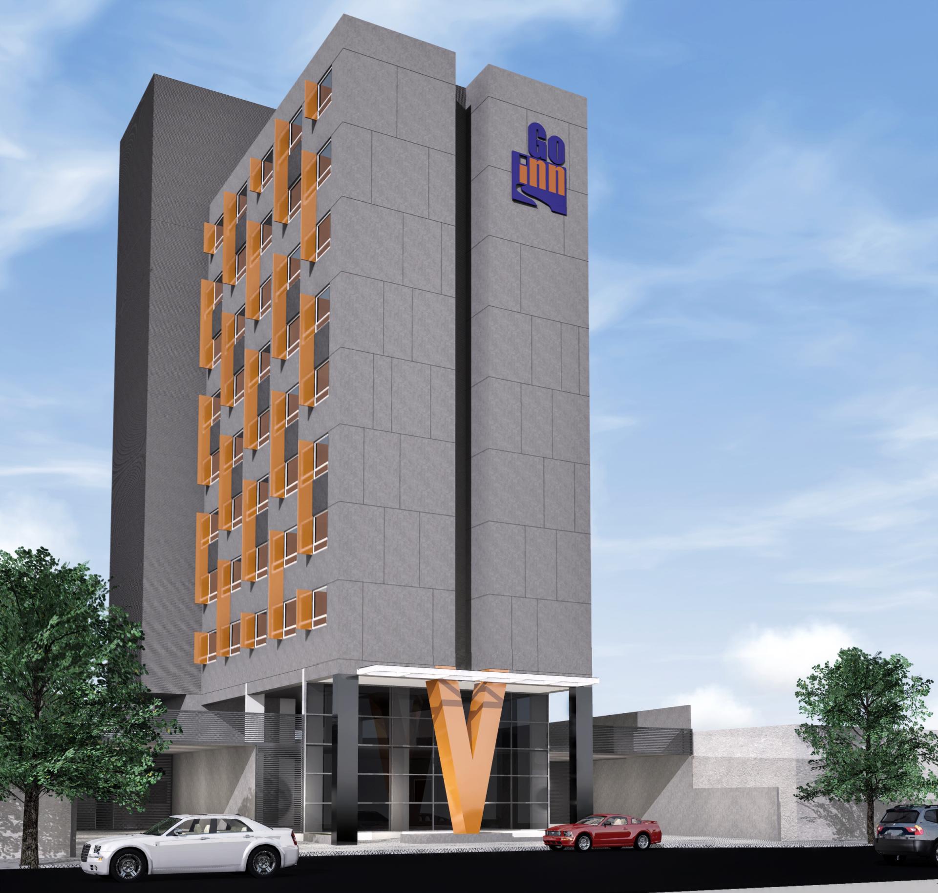 Hotel Go Inn Vitória - Entregue em fevereiro/2016