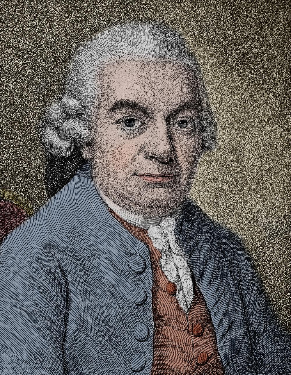 5th Child - Carl Philipp Emanuel Bach