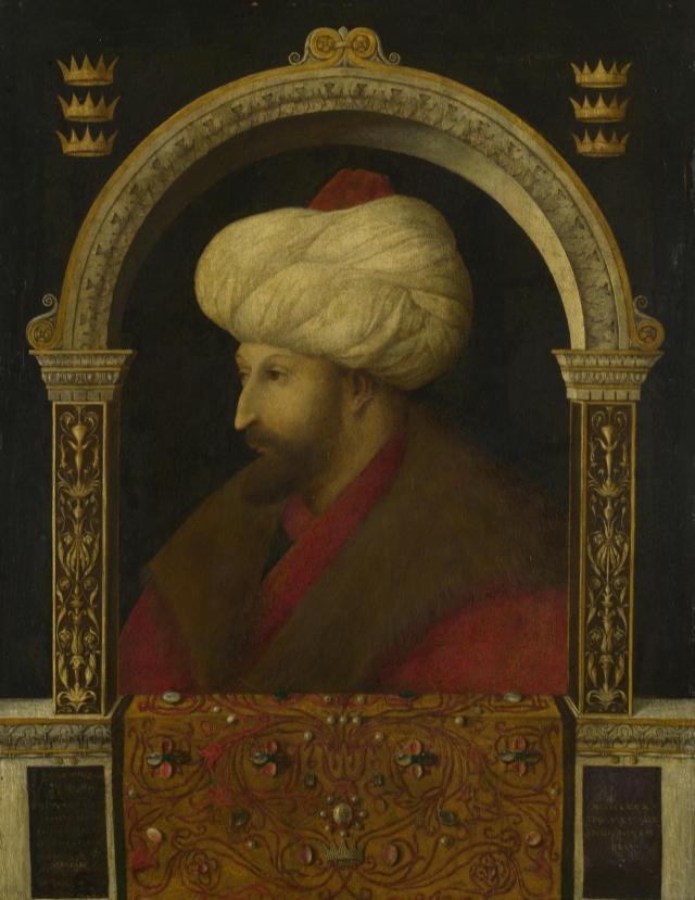 Tomada de Constantinopla por Maomé II
