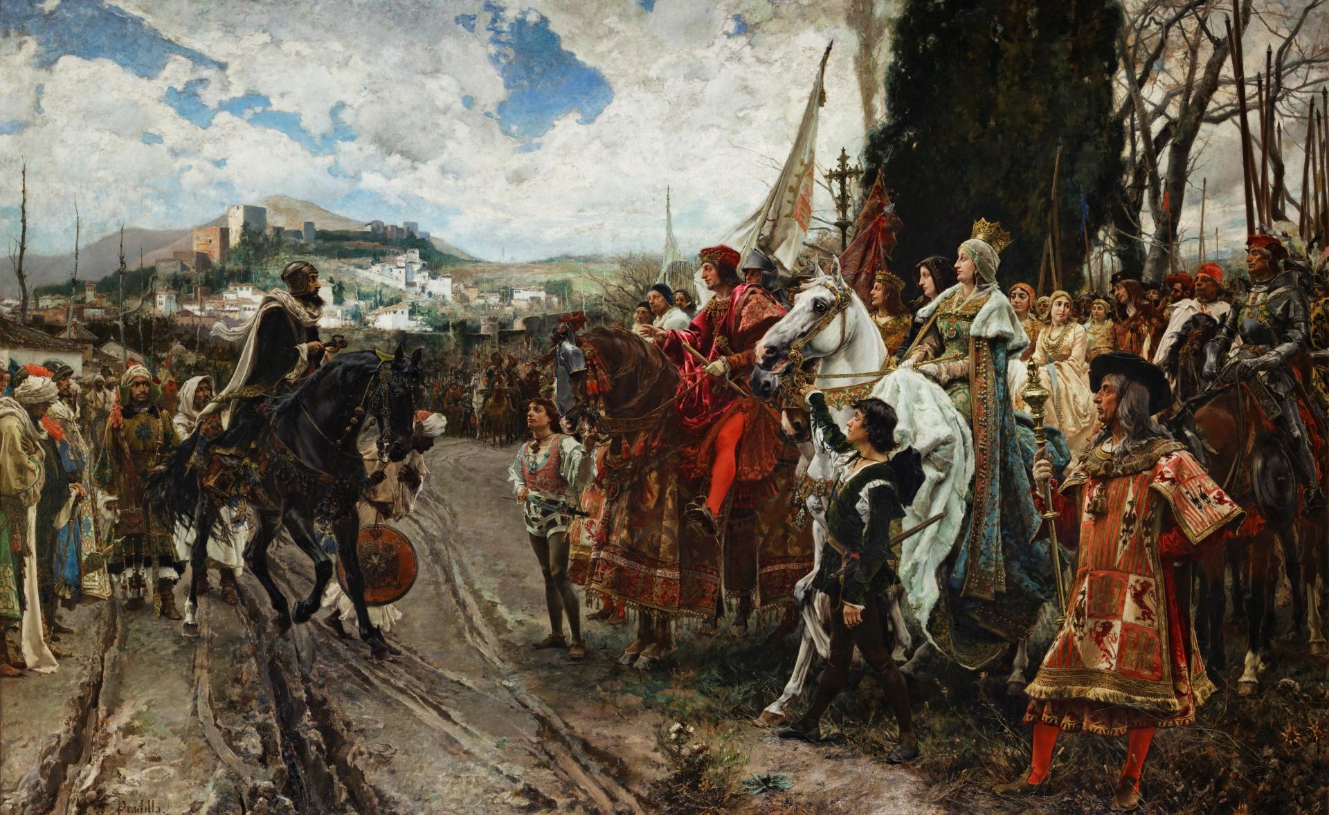 Da Reconquista Cristã à Conquista do Novo Mundo
