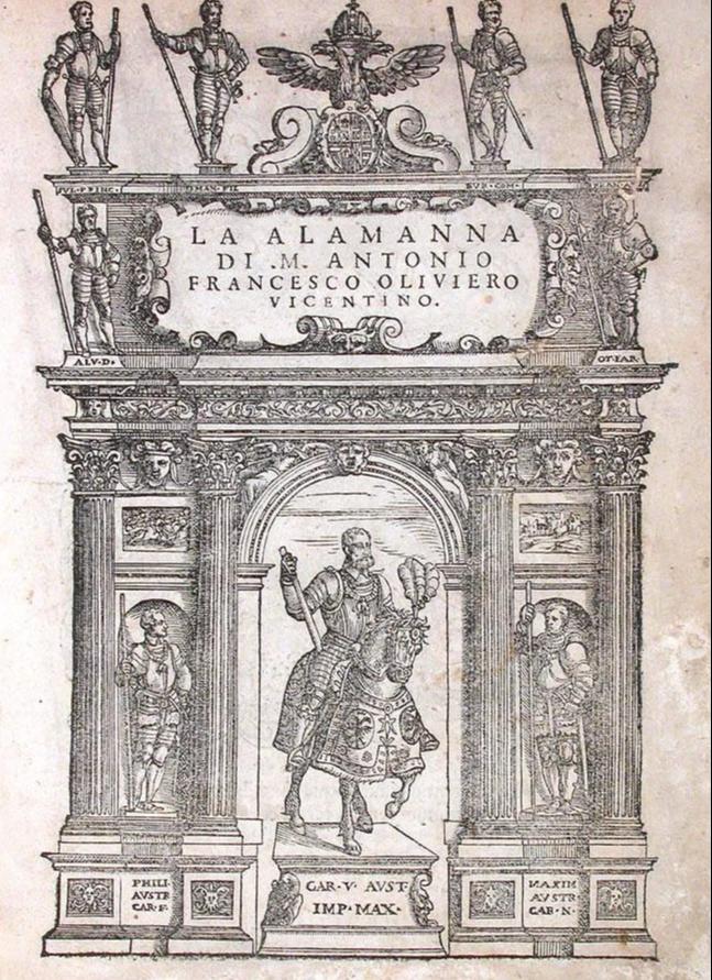 Carlos I, rei de Espanha, é eleito Sacro Imperador Romano-Germânico, como Carlos V