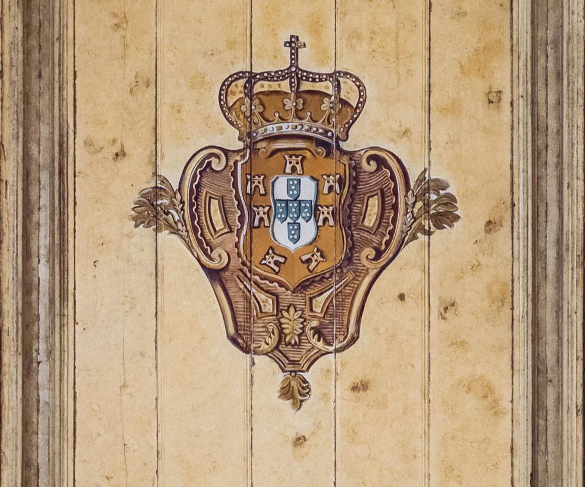 Reconstrução do Paço de Sintra após o Terramoto de 1755