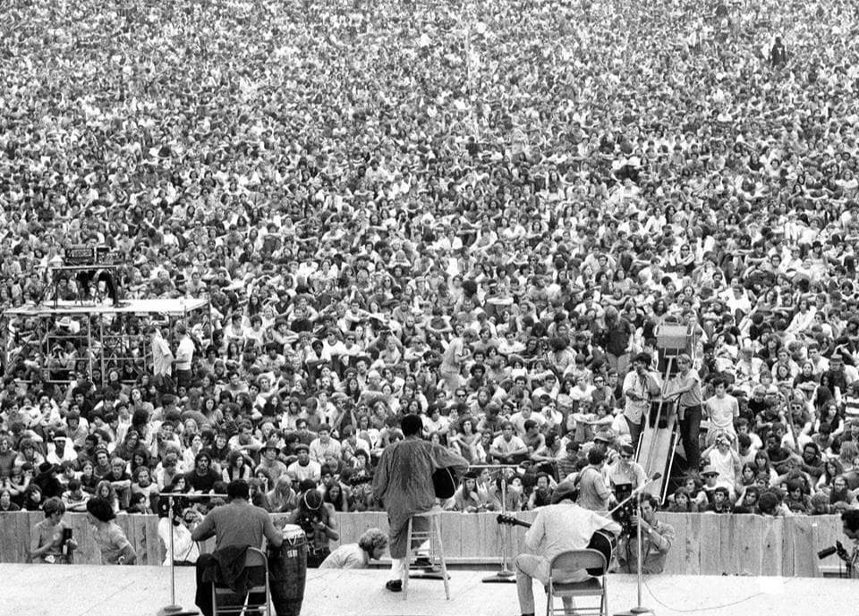 Festival de música de Woodstock