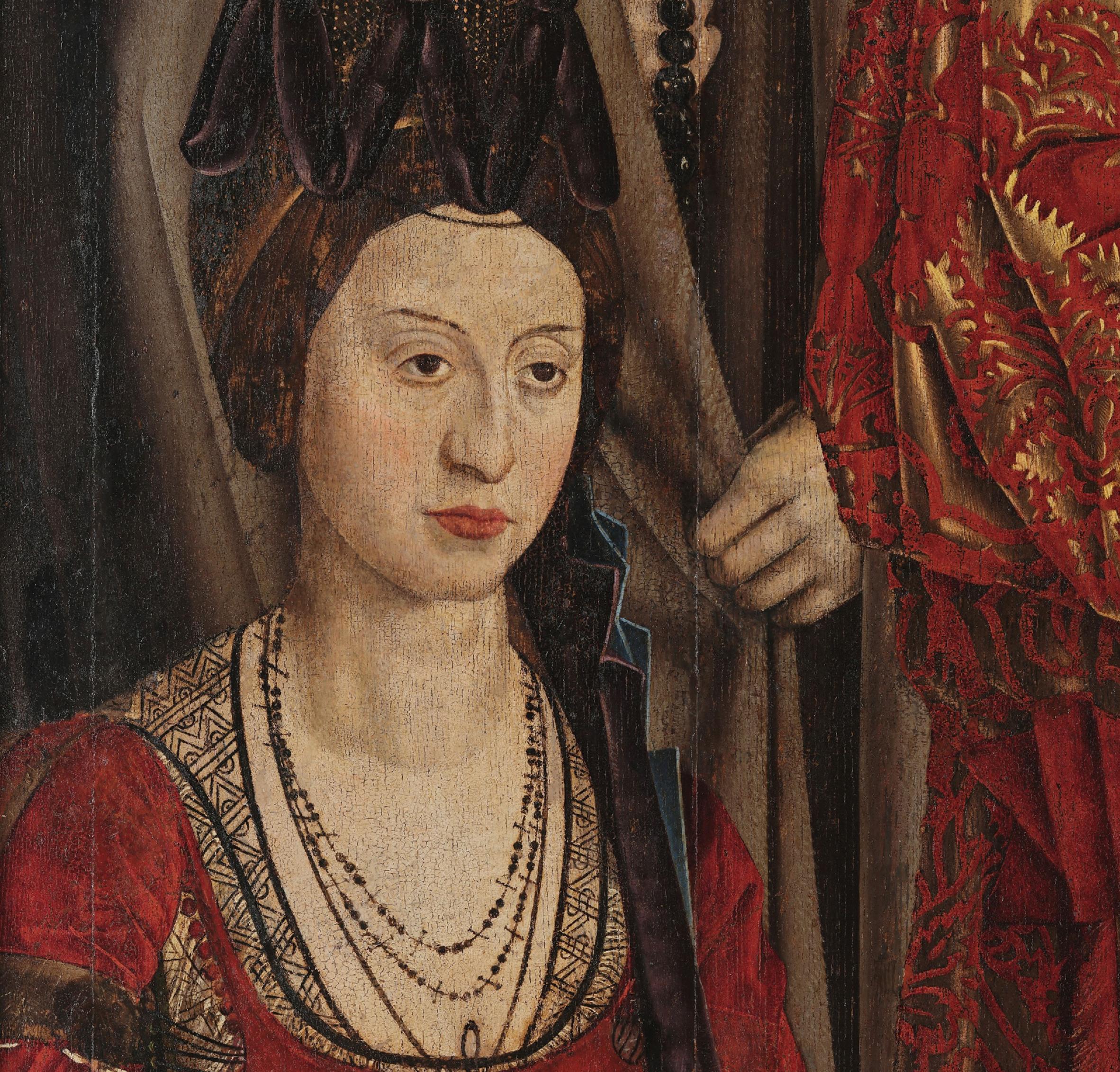 A rainha D. Isabel de Coimbra, mulher de D. Afonso V, é senhora de Sintra