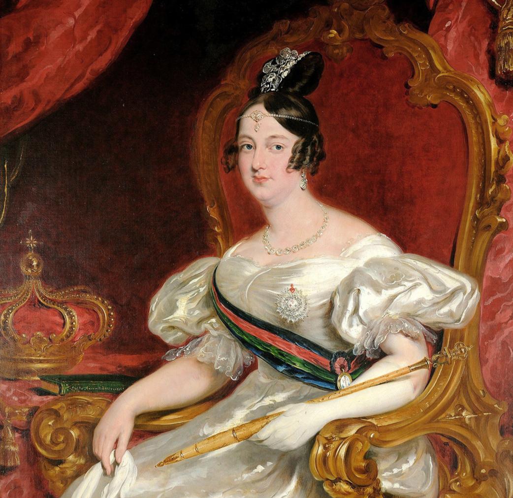 Reinado de D. Maria II. 1826-1828/1834-1853.
