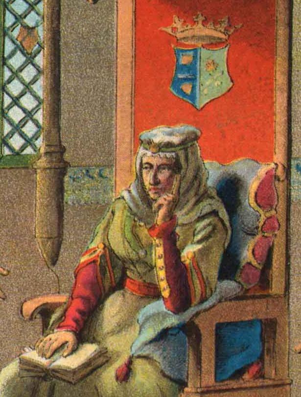 A rainha D. Leonor Teles, mulher de D. Fernando, é senhora de Sintra