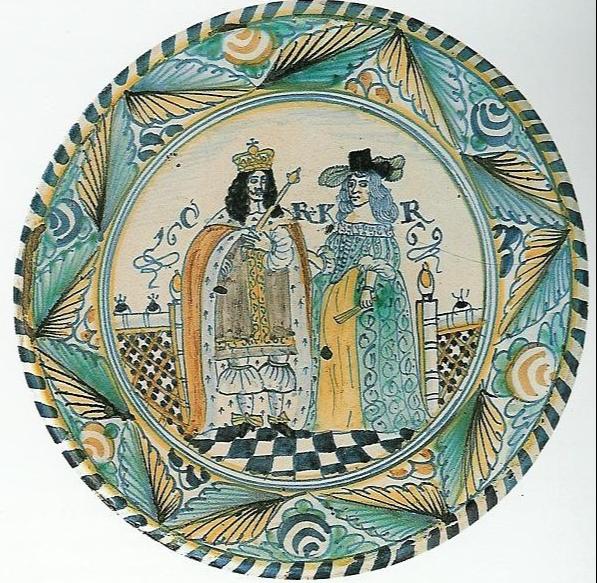 Reinado de Carlos II de Inglaterra. 1660-1685
