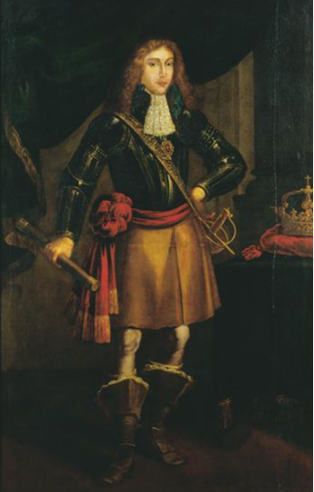Reinado de D. Afonso VI. 1656-1683.