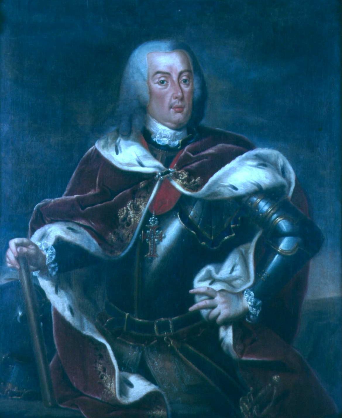 Reinado de D. José I. 1750-1777.