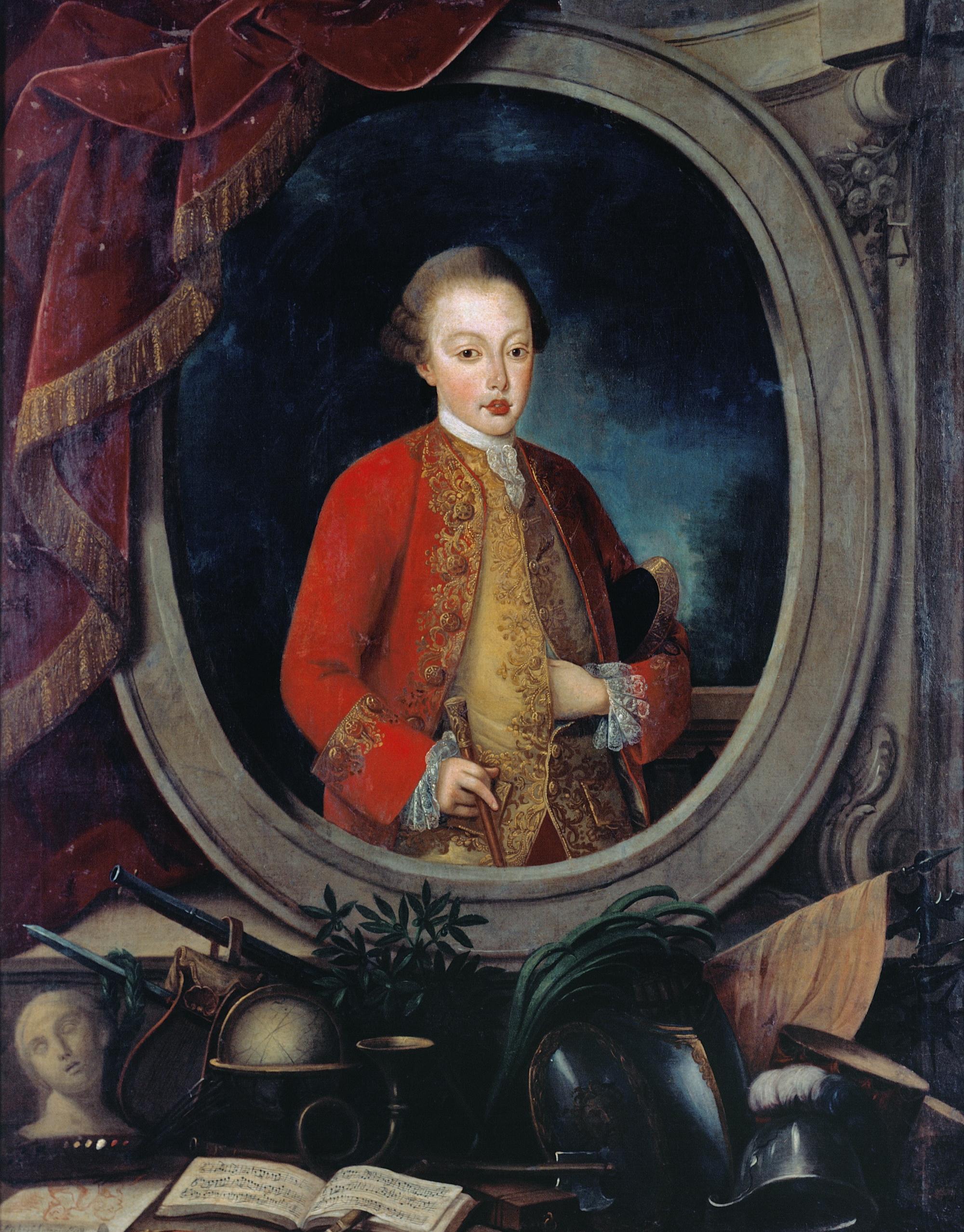 Príncipe D. José (1761-1788)