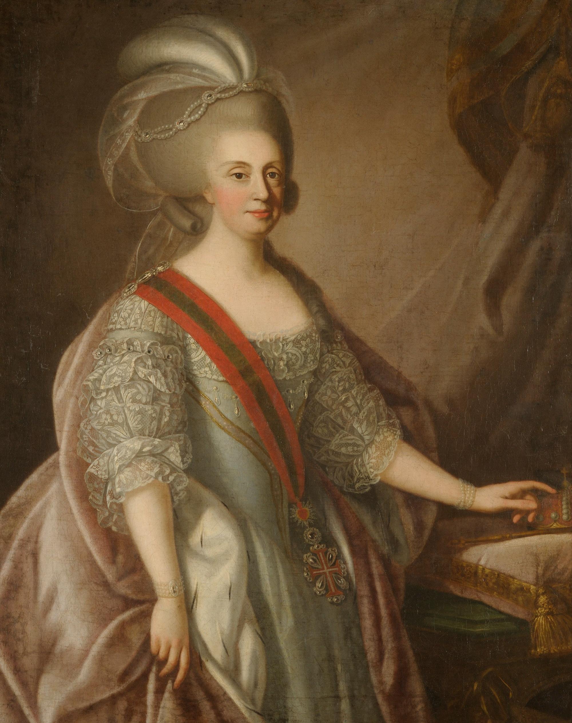 Reinado de D. Maria I. 1777-1816.