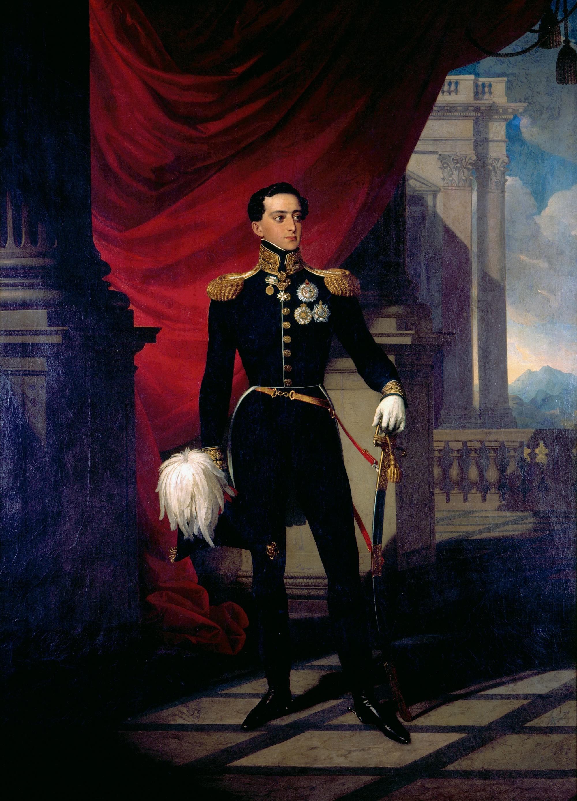 Reinado de D. Miguel I. 1828-1834.