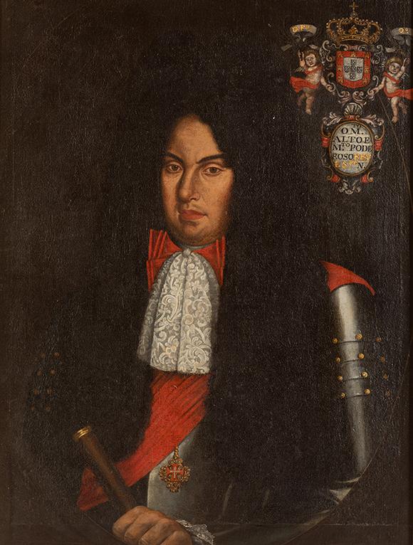 Infante D. Pedro de Bragança, Duque de Beja, 1º Senhor da Casa do Infantado. 1654-1706