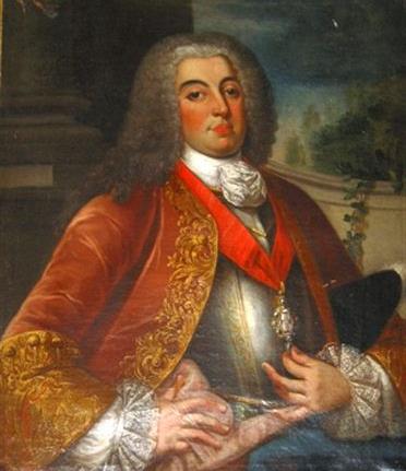 Infante D. Francisco de Bragança, 2º Senhor da Casa do Infantado, amplia a sua Quinta de Queluz
