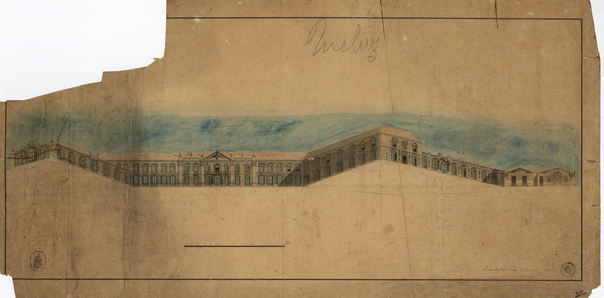 3ª Fase de construção-1786-1802