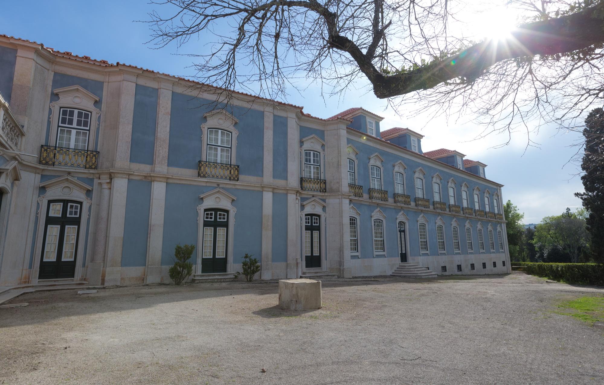 O Pavilhão de D. Maria - 1784-2004
