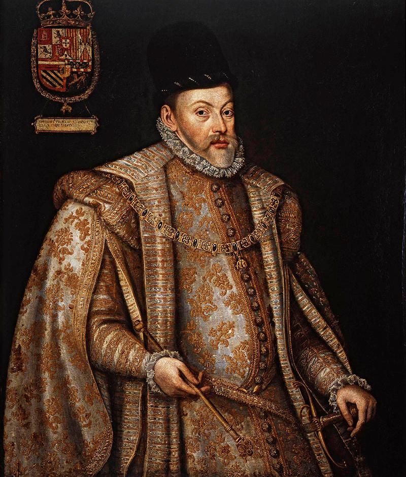 Dinastia Filipina ou de Habsburg. 1580-1640