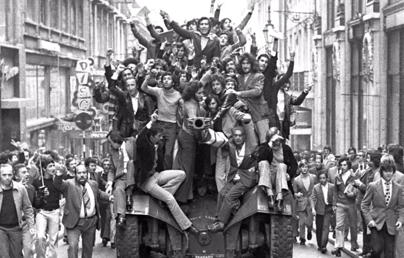 Revolução de 25 de abril